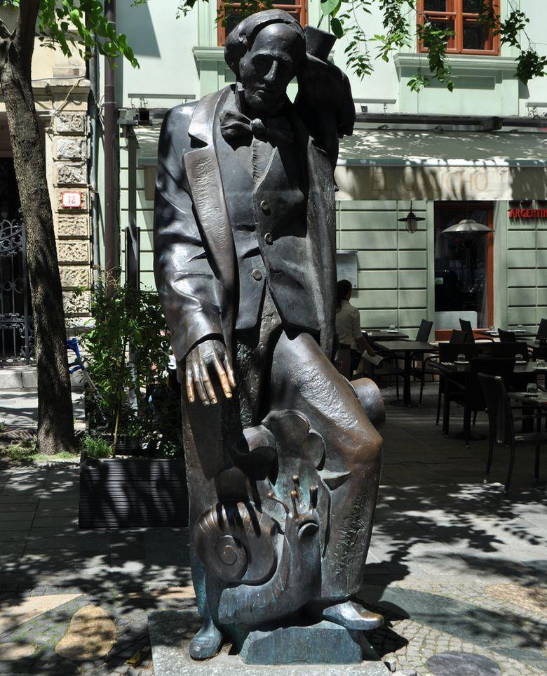 Hans Christian Andersen in Bratislava