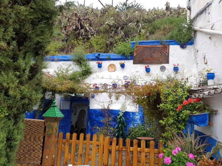 Reisebericht aus Andalusien: Höhlenwohnungen in Sacromonte, dem ältesten Stadtteil von Granada