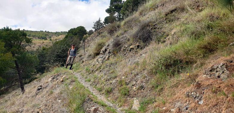 Reisebericht aus Andalusien:  Mit  Wanderführerin Tanja auf den Tello in der Sierra Nevada