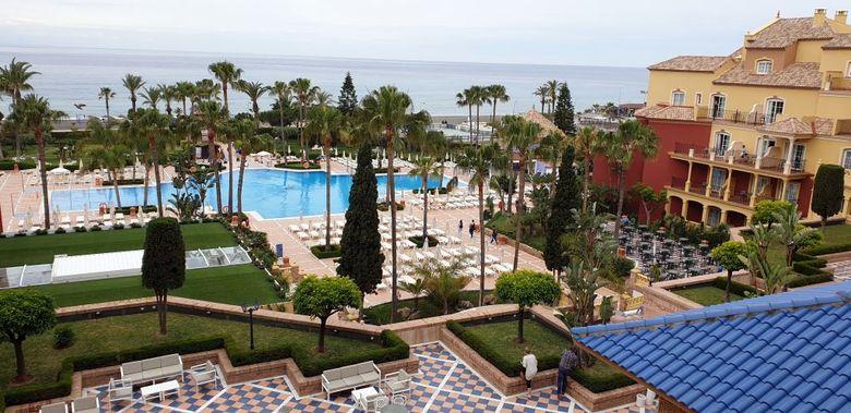 Reisebericht aus Andalusien: Hotel Ibero Star Malaga Beach