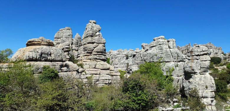 Reisebericht aus Andalusien:  El Torcal de Antequera1