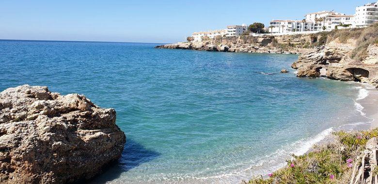 Reisebericht aus Andalusien: Küste von Nerja