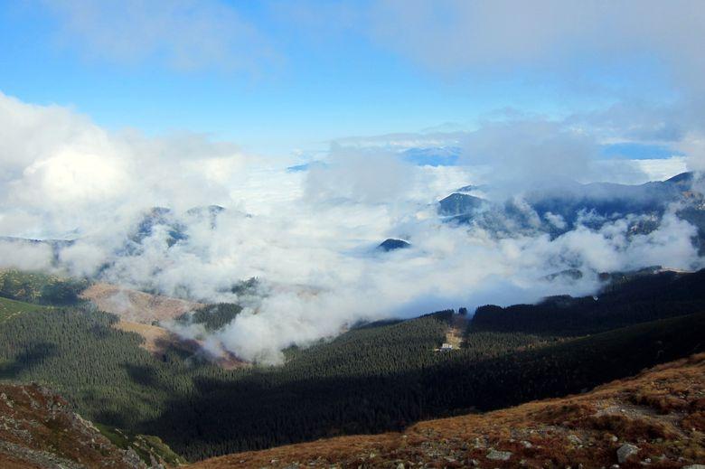 Niedere Tatra Demanovska Dolina