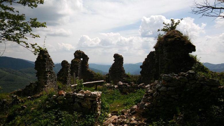 Slowakei: Burg Muran