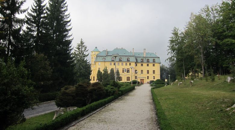 Slowakei: Coburg Schloss Predna Hora
