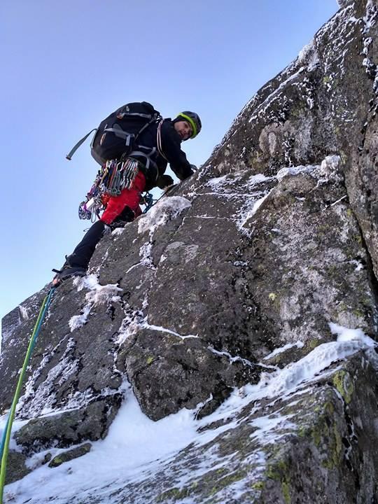 Dumbier Bergsteiger