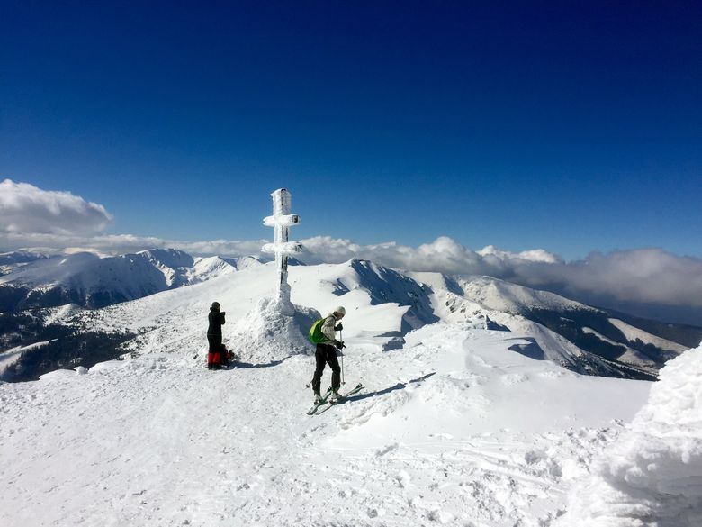 Winterwandern in der Tatra
