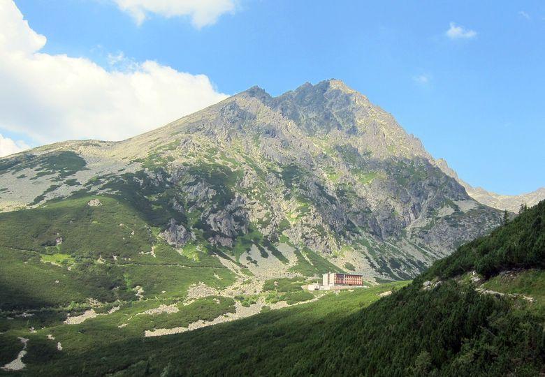 Gerlach - der höchste Berg der Karpaten