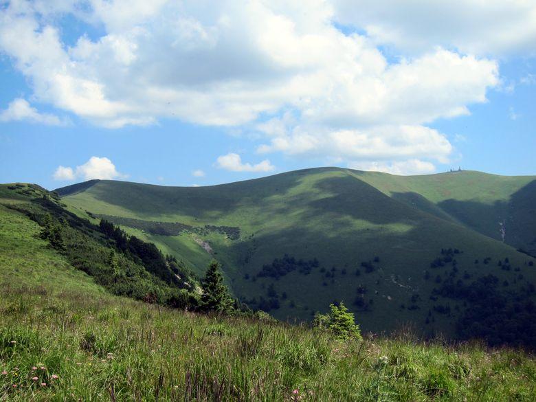 Slowakei, Nationalpark Große Fatra, Berg Krizna