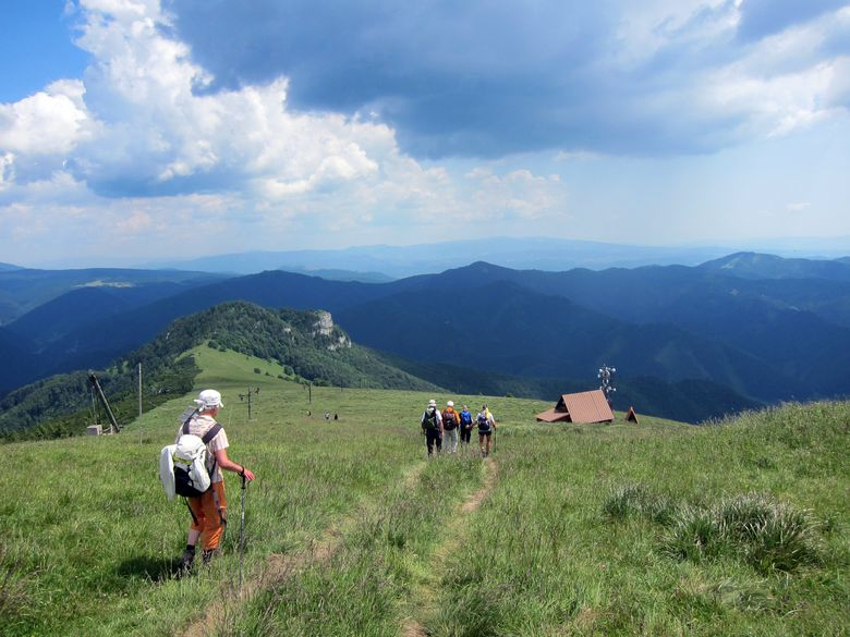 Slowakei, Wandern in der Großen Fatra