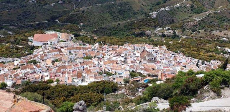 Reisebericht aus Andalusien: Frigiliana
