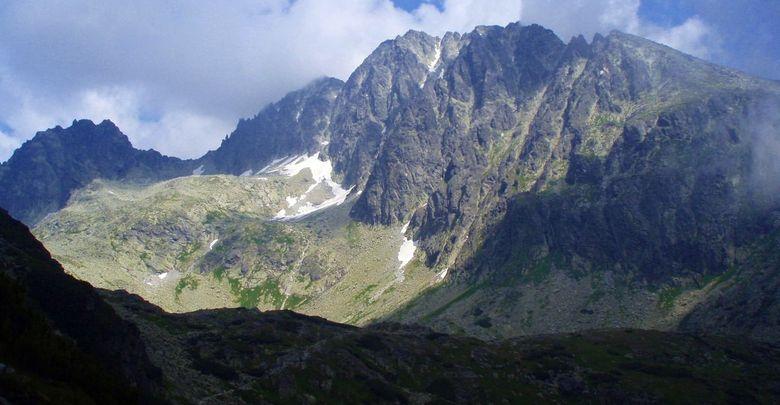 Gerlach - der höchste Berg der Hohen Tatra