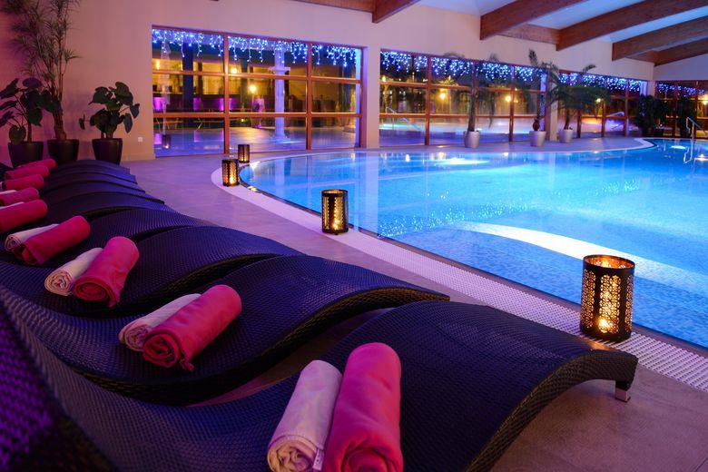 Slowakei, Hotel Kaskady, Wellnessbereich