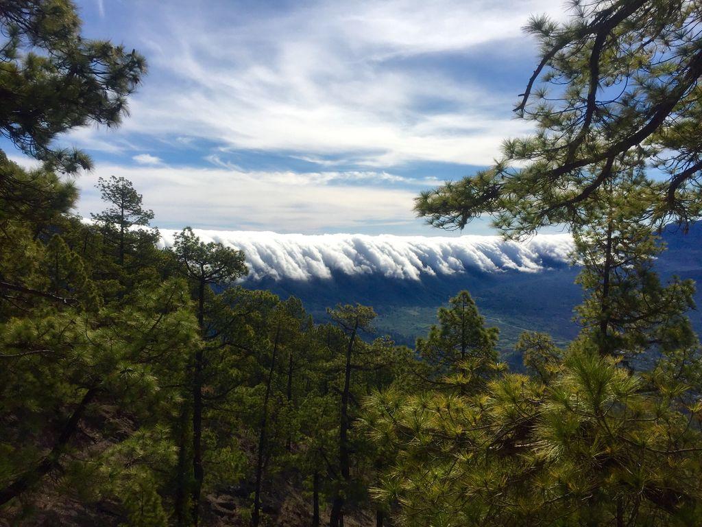 Wolken La Palma