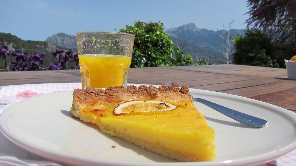 Mallorca Orangenkuchen