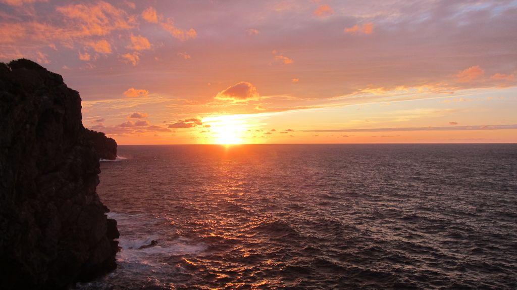 Sonnenuntergang in Por de Soller