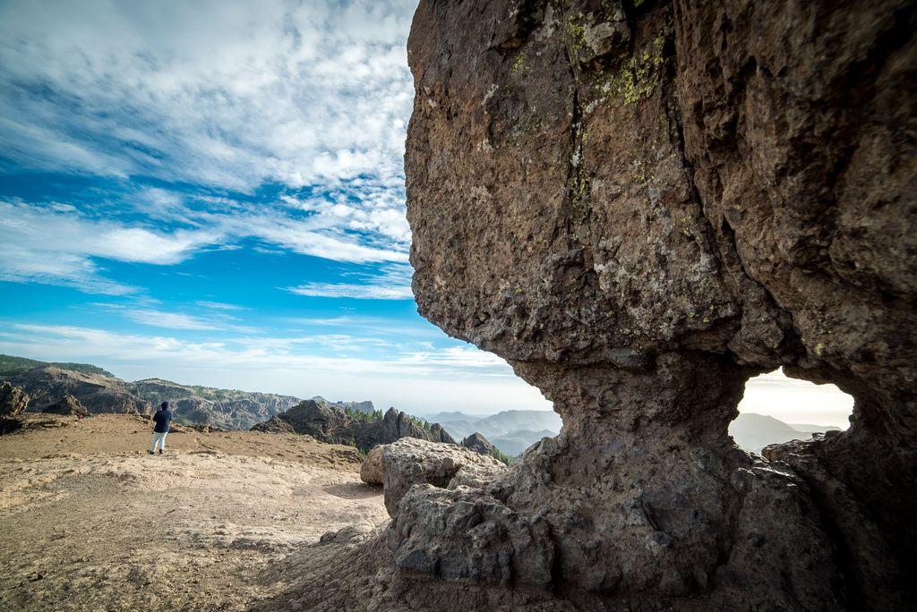Gran Canaria: Roque Nublo