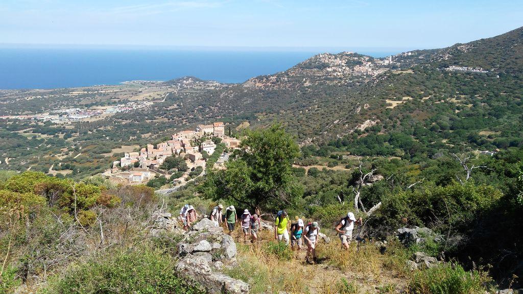 Wanderreise Korsika