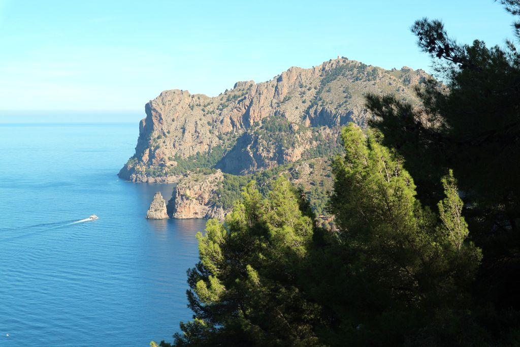 Mallorca Cala Tuent