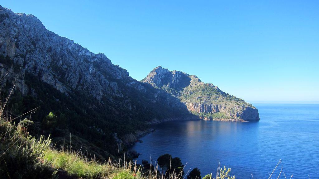 Mallorca Wanderung Cala Tuent