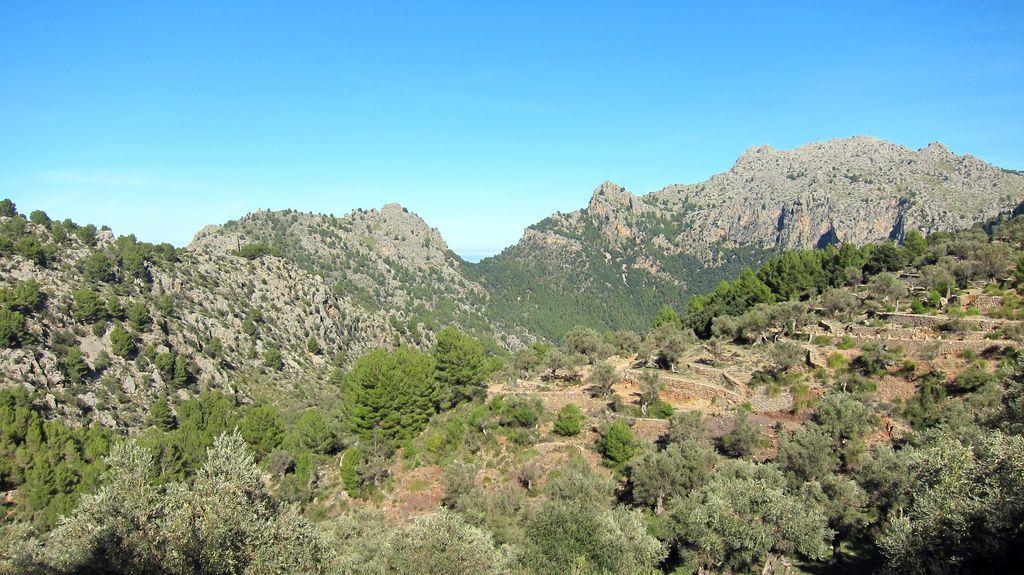 Mallorca Wanderung nach Cala Tuent