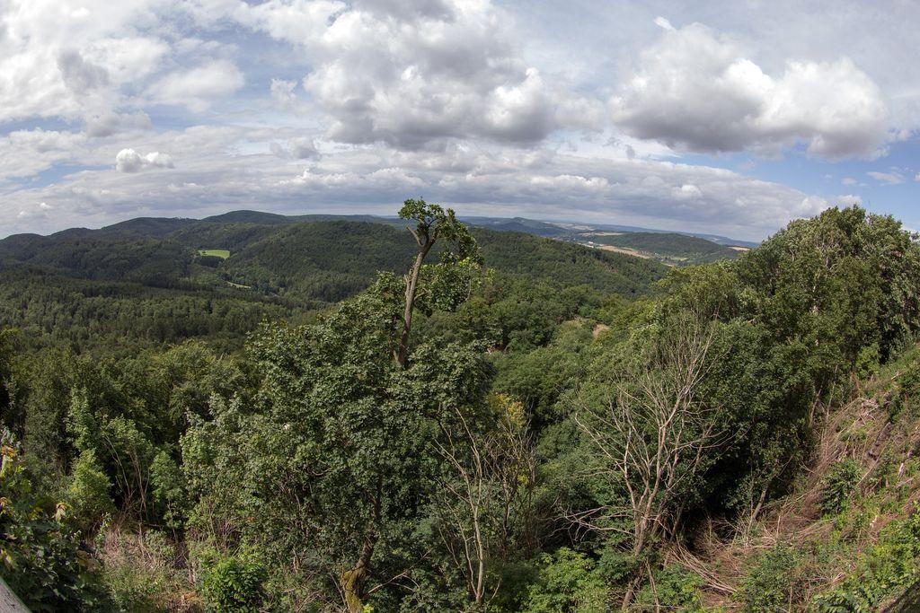 Hory Durínskeho lesa, Nemecko