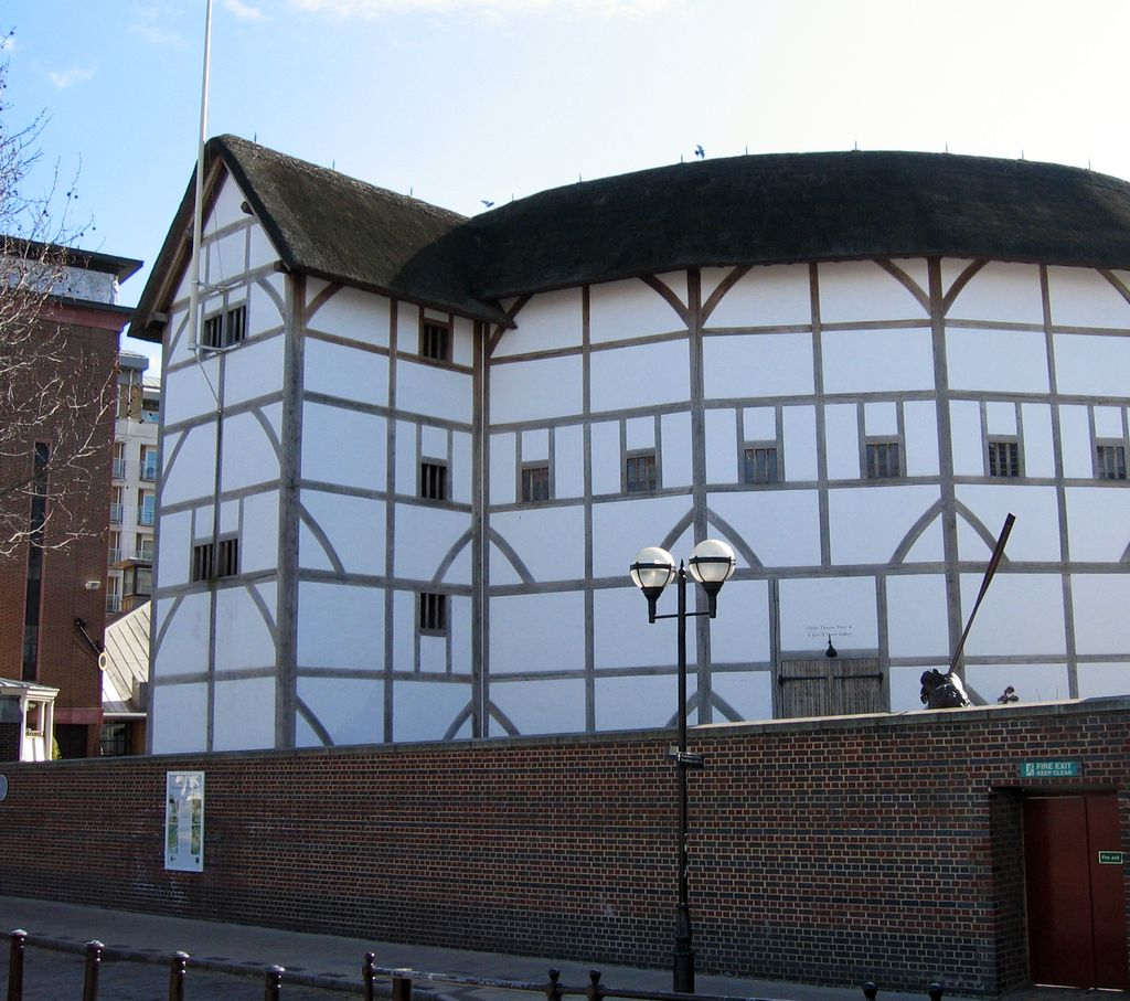 Londýn, The Globe Theatre