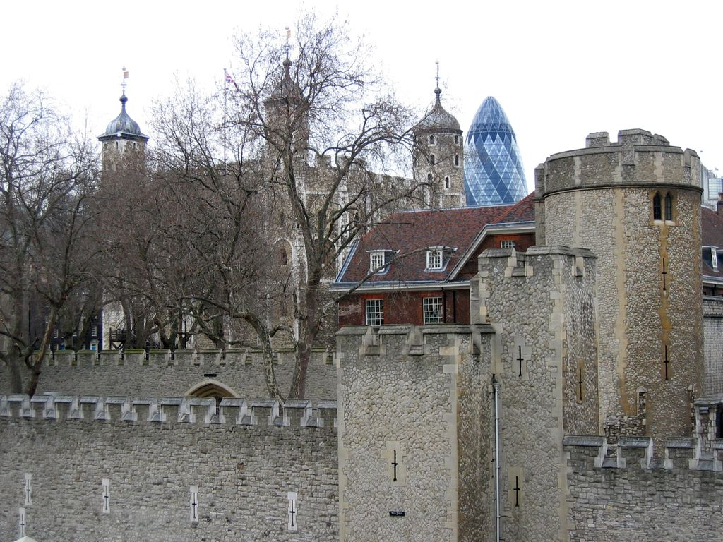 Londýn, Tower of London