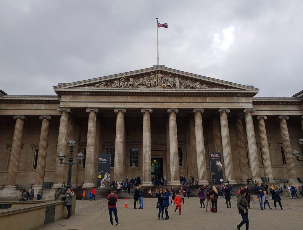 Londýn, National museum