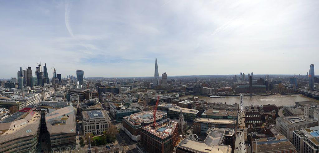 Panoráma Londýna