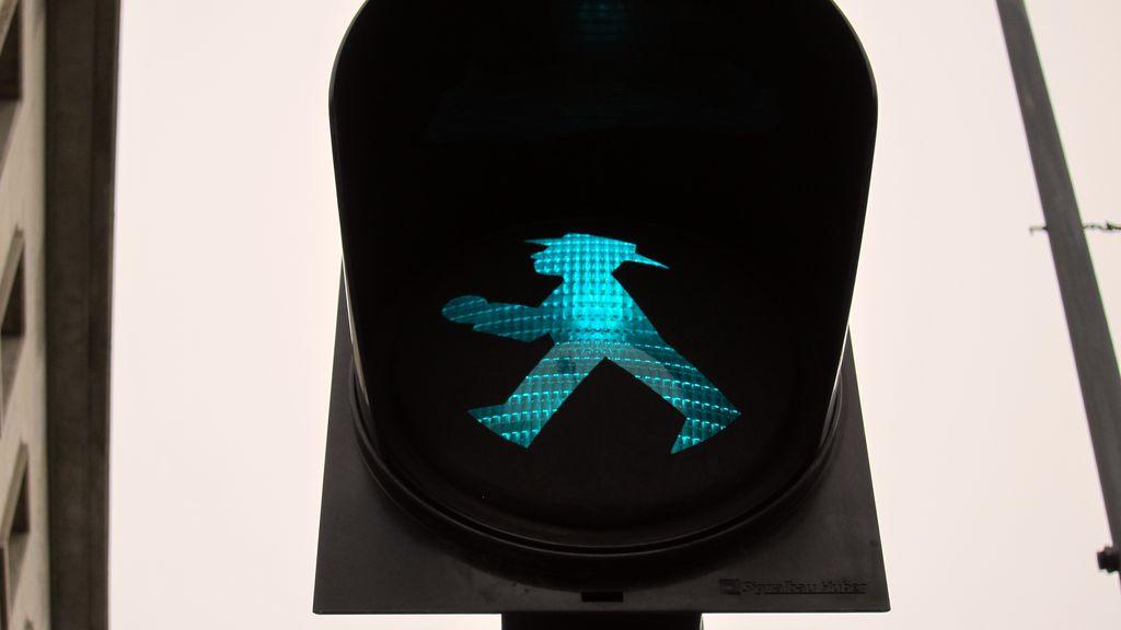 Berlínsky semafor