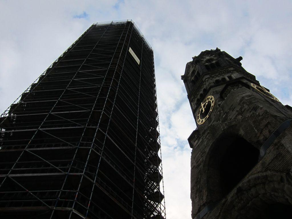 Berlín, Pamätný kostol