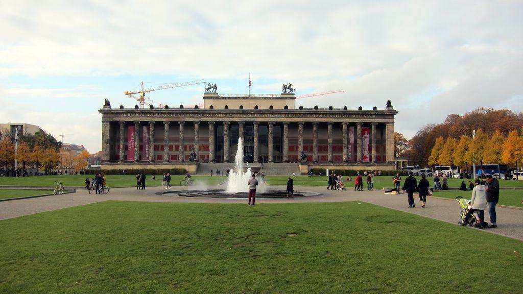 Berlín, Altes Museum