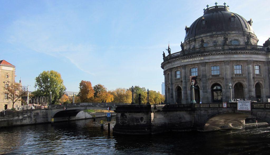 Berlín, Bode-Museum
