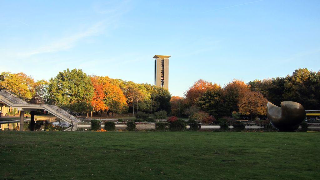 Berlin, Park Grosser Tiergarten